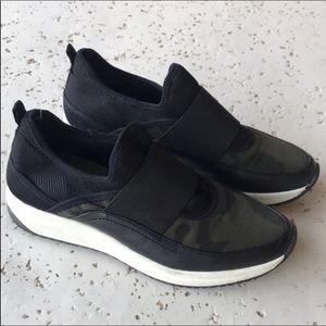 Anne Klein Camo Sneakers